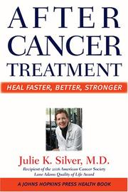 Cover of: After cancer treatment | J. K. Silver