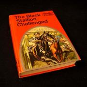 Cover of: The black stallion challenged!