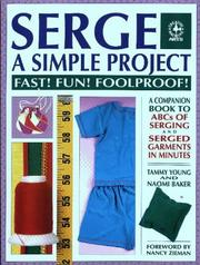 Cover of: Serge asimple project