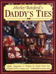 Cover of: Shirley Botsford's Daddy's ties