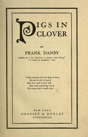 Cover of: Pigs in clover