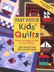 Cover of: Fast Patch kids' quilts