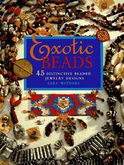 Cover of: Exotic beads