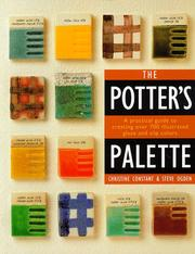 Cover of: The potter's palette