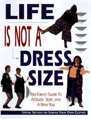 Cover of: Life is not a dress size