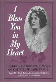 Cover of: I bless you in my heart