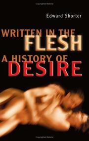 Cover of: Written in the Flesh | Edward Shorter