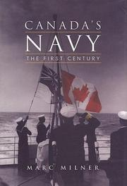 Cover of: Canada's navy: the first century
