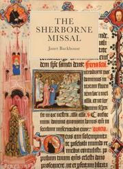 Cover of: The Sherborne Missal