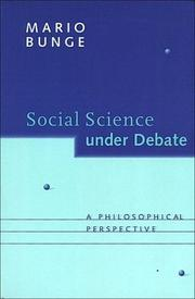 Cover of: Social Science under Debate