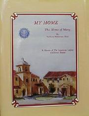 Cover of: My Home the Home of Many | Barbara Alusi