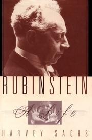 Cover of: Rubinstein