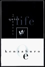 Cover of: A quiet life