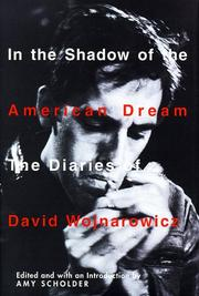 Cover of: In the Shadow of the American Dream