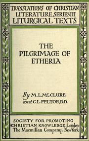 The pilgrimage of Etheria