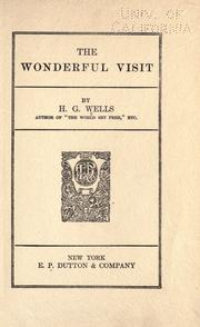 The wonderful visit by H. G. Wells