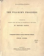 Cover of: Illustrations of the Pilgrim's progress | Bernard Barton