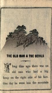 Cover of: The old man and the devils by