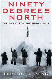Cover of: Ninety Degrees North