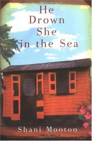 Cover of: He drown she in the sea