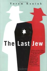 Cover of: The last Jew: A Novel