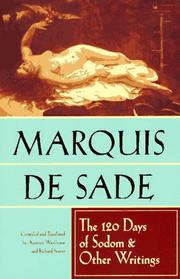 Cover of: The 120 days of Sodom and other writings