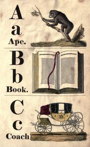 Cover of: The nursery present, or, Alphabet of pictures |