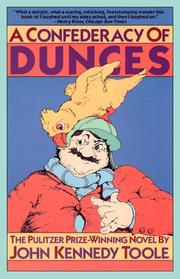 Cover of: A Confederacy of Dunces (Evergreen Book) | John Kennedy Toole