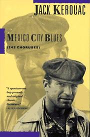 Cover of: Mexico City blues
