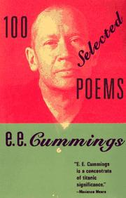 Cover of: 100 Selected Poems