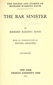 Cover of: The bar sinister