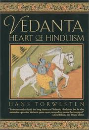 Cover of: Vedanta | Hans Torwestern
