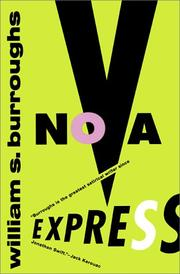 Cover of: Nova Express