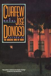 Cover of: Curfew | JosГ© Donoso