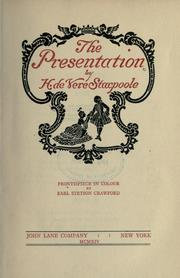 Cover of: The presentation