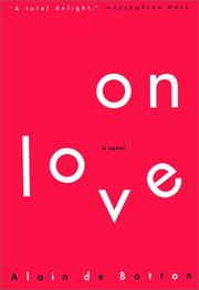 Cover of: On love