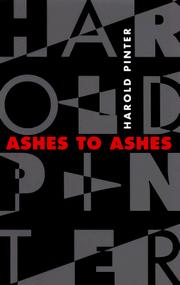 Cover of: Ashes to ashes