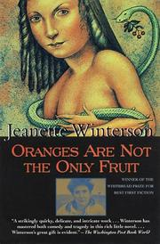 Cover of: Oranges Are Not the Only Fruit (Winterson, Jeanette)