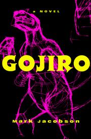 Cover of: Gojiro | Mark Jacobson