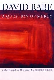 Cover of: A question of mercy