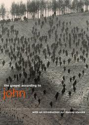 Cover of: The Gospel according to John |