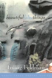 Cover of: Beautiful false things
