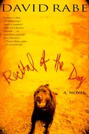 Cover of: Recital of the Dog