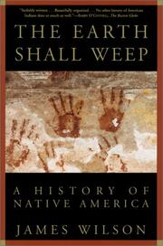 Cover of: The Earth Shall Weep | James Wilson