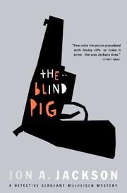 Cover of: The blind pig