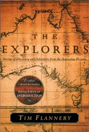 Cover of: The explorers