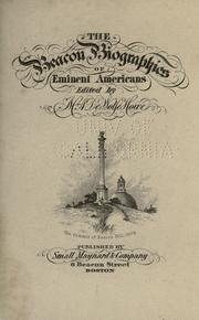 Cover of: Louis Agassiz