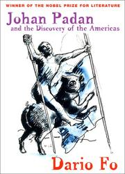 Cover of: Johan Padan and the Discovery of the Americas