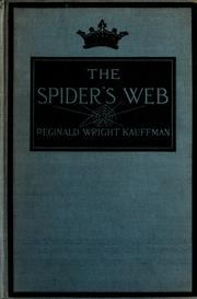 Cover of: The spider's web