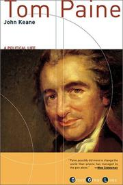 Cover of: Tom Paine | Keane, John